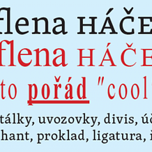 Počítačová typografie pro začátečníky